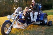 2 Hour Brisbane City Twilight Motorcycle Tour -