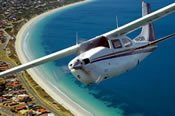 Half Day Wave Rock Scenic Flight -