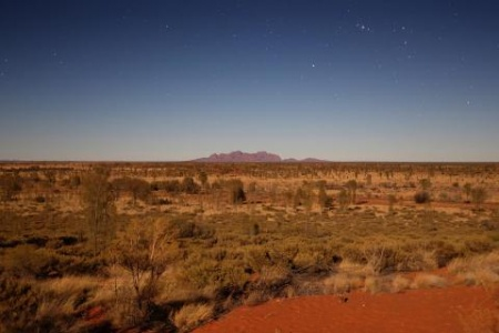 Overnight Uluru Camping Safari -