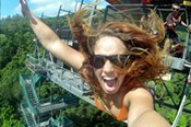 Bungy and Reef including Helicopter Flight -