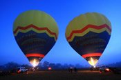 Hot Air Ballooning Over Cairns Highlands - 30 Minutes -