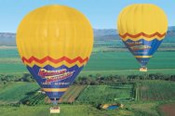 Hot Air Balloon Flight, Kuranda and Skyrail Adventure -