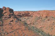 3 Day Kings Canyon & Uluṟu Explorer Short Break -