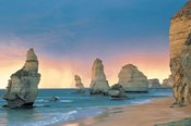 4 Day Melbourne and the Great Ocean Road Tour -