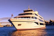 Mothers Day Seafood and Champagne Dinner Cruise -