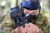 Paintball Skirmish Adventure -