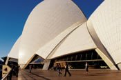 Opera House Essential Tour and Sydney Highlights Flight -