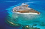 Abrolhos Island Scenic Flight and Snorkel -