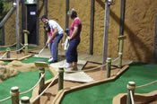 Mini Golf and Platter Package -