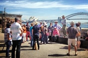Fort Denison Australian Cheese Tasting and Wine Experience -