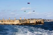 Fort Denison Australian Cheese Tasting and Wine Experience