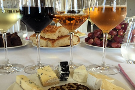 Australian Artisan Cheese & Wine Experience at The Squires Landing