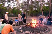 Wild Sleep-Out Camping Adventure -
