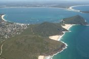 45 Minute Newcastle and Hunter Valley Scenic Flight -