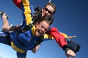 14,000ft Tandem Skydive over the Hunter Valley -