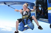 14,000ft Tandem Skydive over Melbourne -