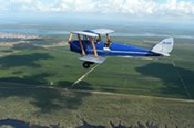 60 Minute Tiger Moth Joy Flight
