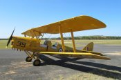 60 Minute Tiger Moth Joy Flight -