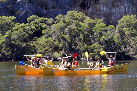Margaret River Cave and Canoe Tour - Margaret River