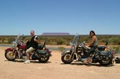 Sandy View Motorcycle Ride -