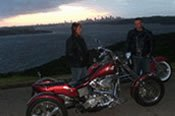 City By Lights Harley Tour -