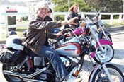 Northern Beaches Harley Davidson Tour -