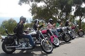 Katoomba Highlights Harley Ride -