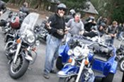 3 Hour Cliff Ride and Megalong Valley Harley Tour -
