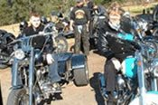 2 Hour Bells Line of Road Harley Ride -