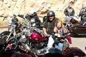 Pie in the Sky Harley Tour -