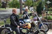 Half Day Central Coast Tour on a Harley -