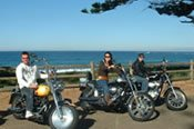 South Coast Harley Davidson Tour -