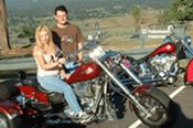 Harley Davidson Chauffered Tours outside of Sydney -