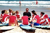2 Hour Surf Lesson in Noosa -