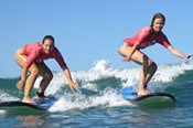 3 or 5 Day Surf Course in Noosa -
