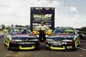 Ultimate V8 Supercar Ride for Two