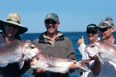 Port Stephens Deep Sea and Reef Fishing Trip - Fishing