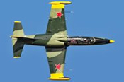 20 Minute Airshow Aerobatic Mission - Jet Fighter