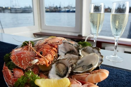 Sunshine Coast Seafood Lunch Cruise - Sailing & Yacht Charter