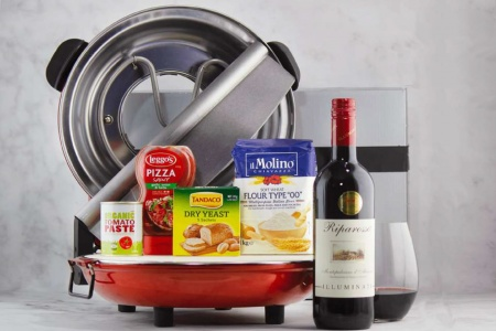 Perfect Pizza Oven Kit -