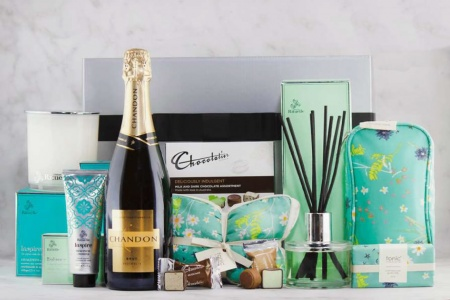 Deluxe Pamper Hamper - Gourmet Box