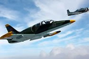 30 Minute Air Combat Mission for Two -