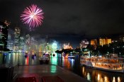 New Year's Eve Dinner Cruise on the Brisbane River -