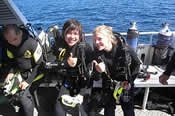 Learn to PADI Dive in 3 Days -
