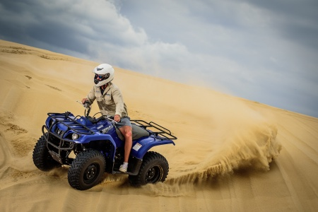1.5 Hour Quad Bike Safari Tour -