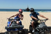 1.5 Hour Quad Bike Shipwreck Adventure -