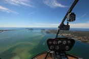 20 Minute Scenic Helicopter Flight over Port Stephens -