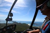 10 Minute Scenic Helicopter Flight over Port Stephens -