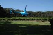 Scenic Helicopter Flight to Murrays Brewery -
