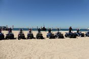 2.5 Hour Quad Bike Shipwreck Adventure and Tin City 4WD Adventure -